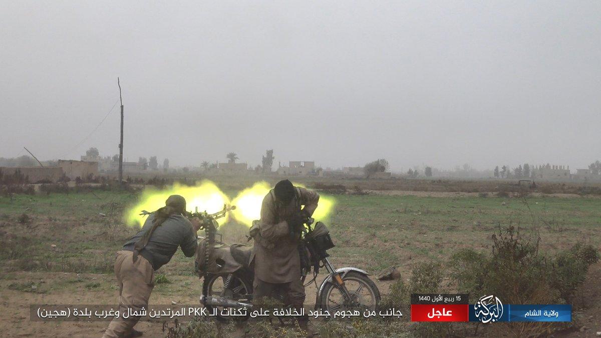 Що там в Сирії – хроніка подій за 23-24 листопада