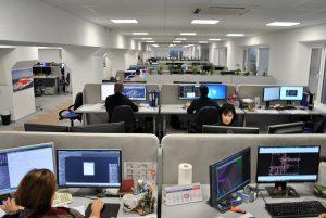 Новий офіс ПКБ MDEM