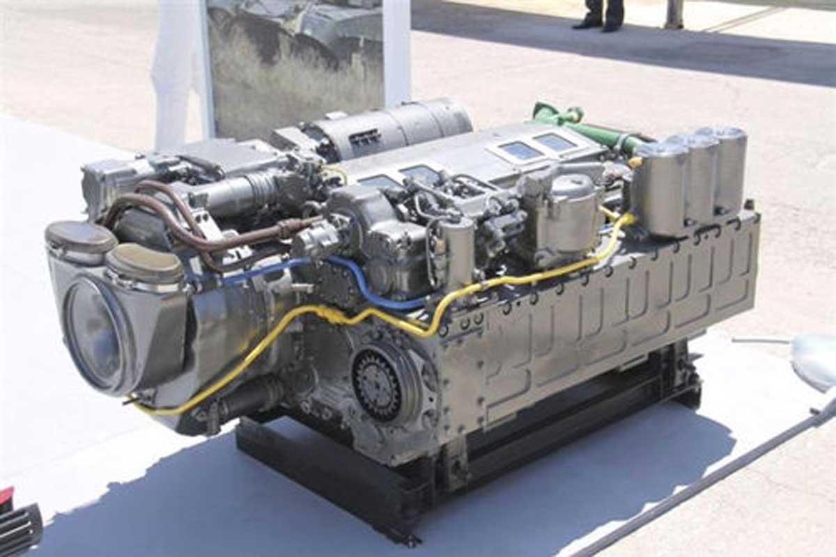 Двигун сімейства 6ТД