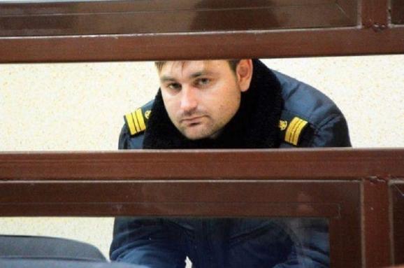 Капітан-лейтенант Сергій Попов
