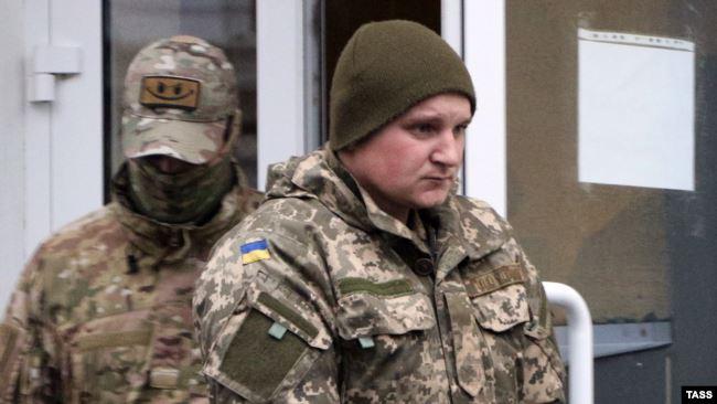 Мічман Андрій Шевченко