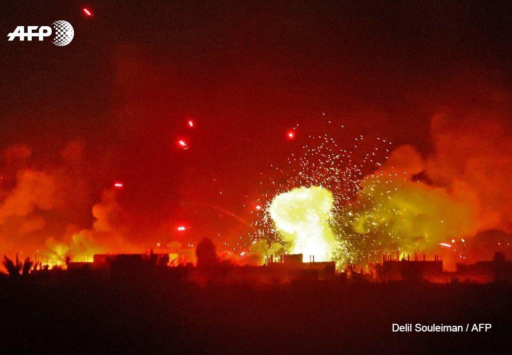 Що там в Сирії – хроніка подій за 11-12 березня