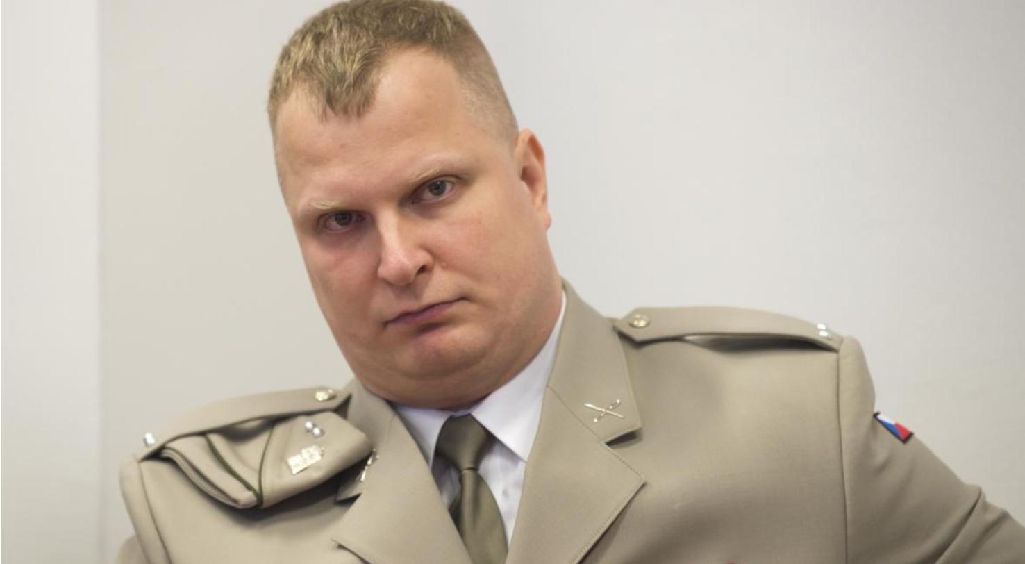 Засуджений чеський військовий Ерік Ешт
