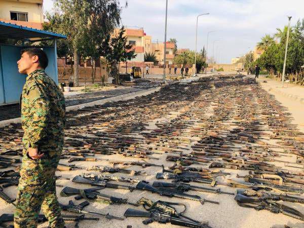 Що там в Сирії – хроніка подій за 23-24 березня