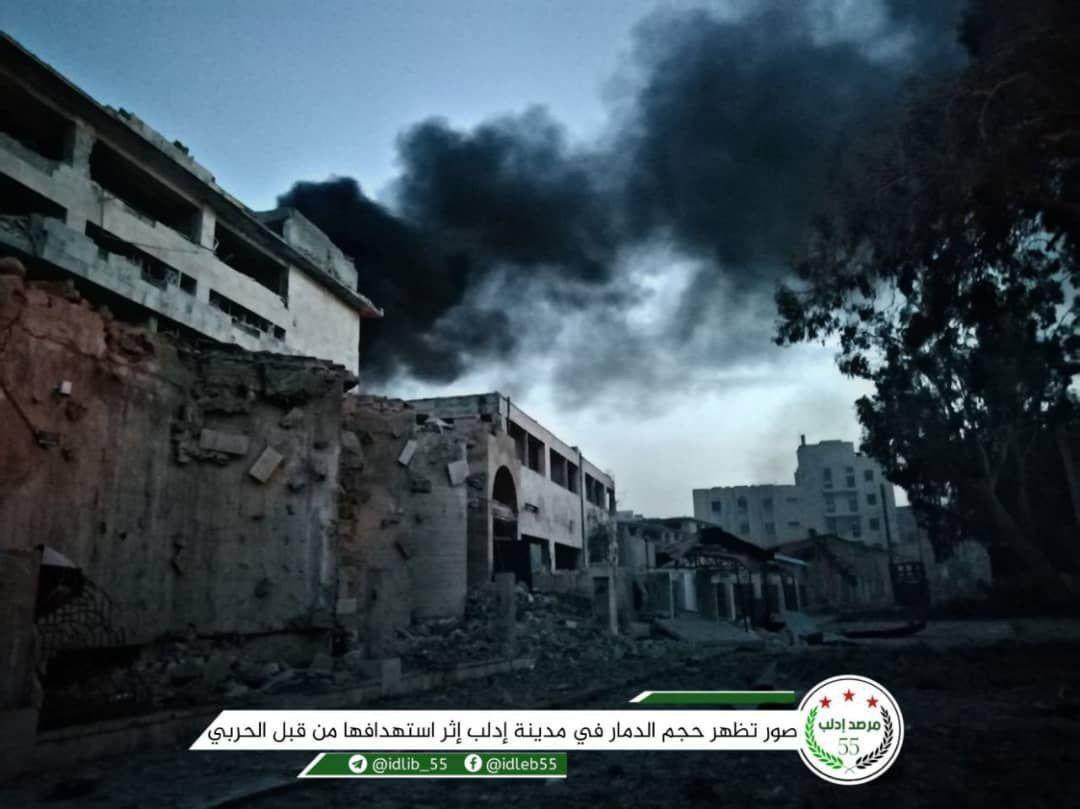 Що там в Сирії – хроніка подій за 13-14 березня