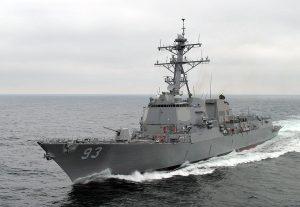 США нарощують присутність в Південно-Китайському морі