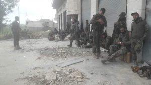 Що там в Сирії – хроніка подій за 7-8 травня
