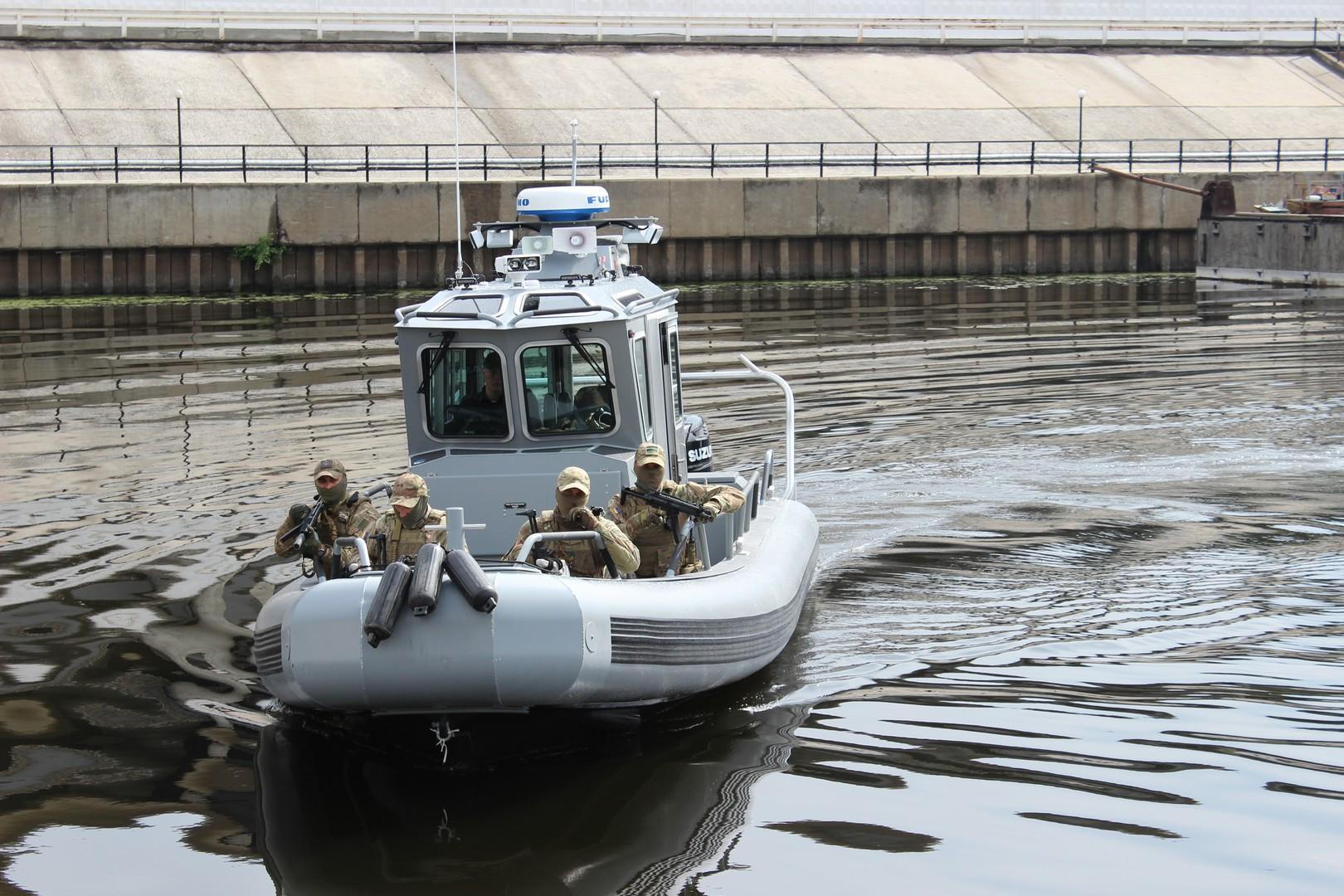 Демонстрація можливостей «Safe Boat 27»