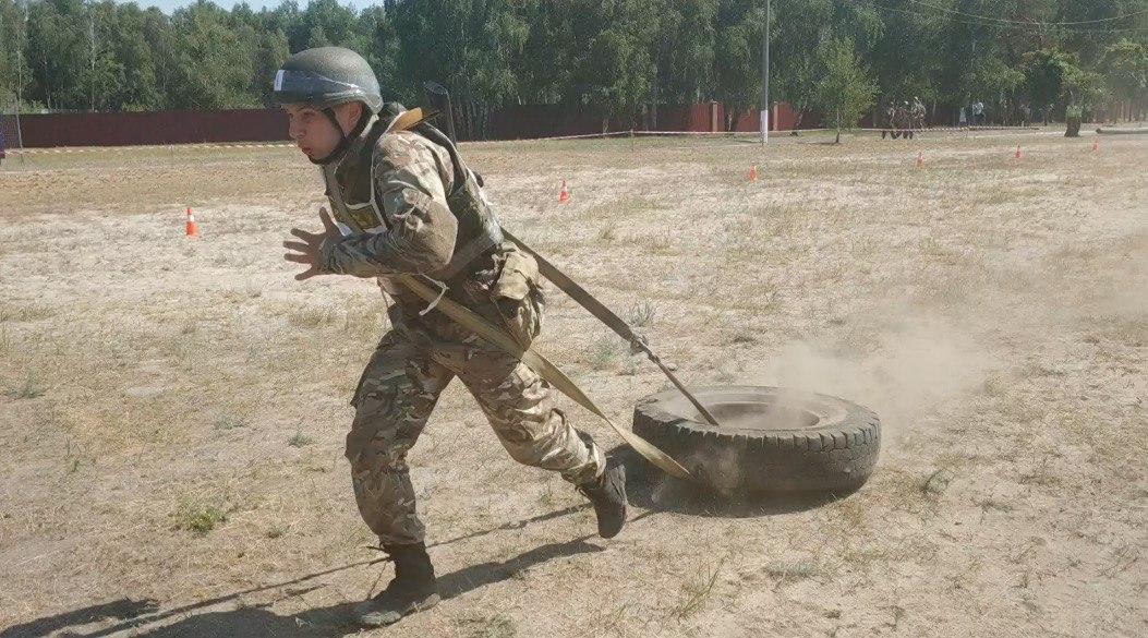 На змаганнях з військового кросфіту визначили найсильнішу команду НГУ