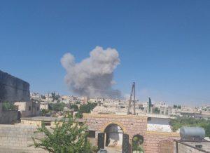 Люди масово гинуть від російських бомб в Сирії – хроніка подій за 5-7 липня