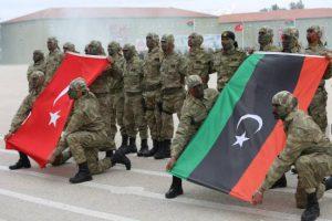 Середземномор'я: Лівія. Огляд подій станом на 8 липня