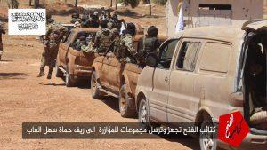 Напруга на півночі Сирії зростає – хроніка подій за 18-19 липня