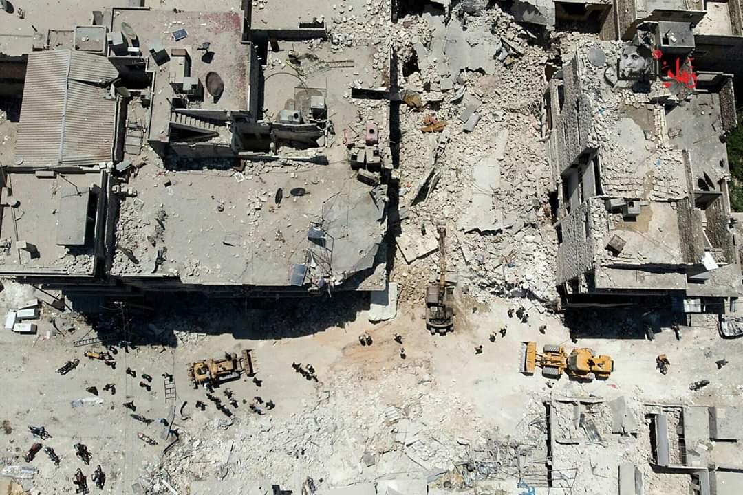 Росія масово вбиває людей в Сирії – хроніка подій за 20-22 липня