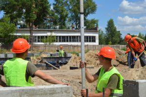 Військові будівельники завершать зведення 29 об'єктів до кінця року