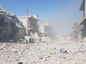 Напруженість в Сирії зростає – хроніка подій за 3-4 липня