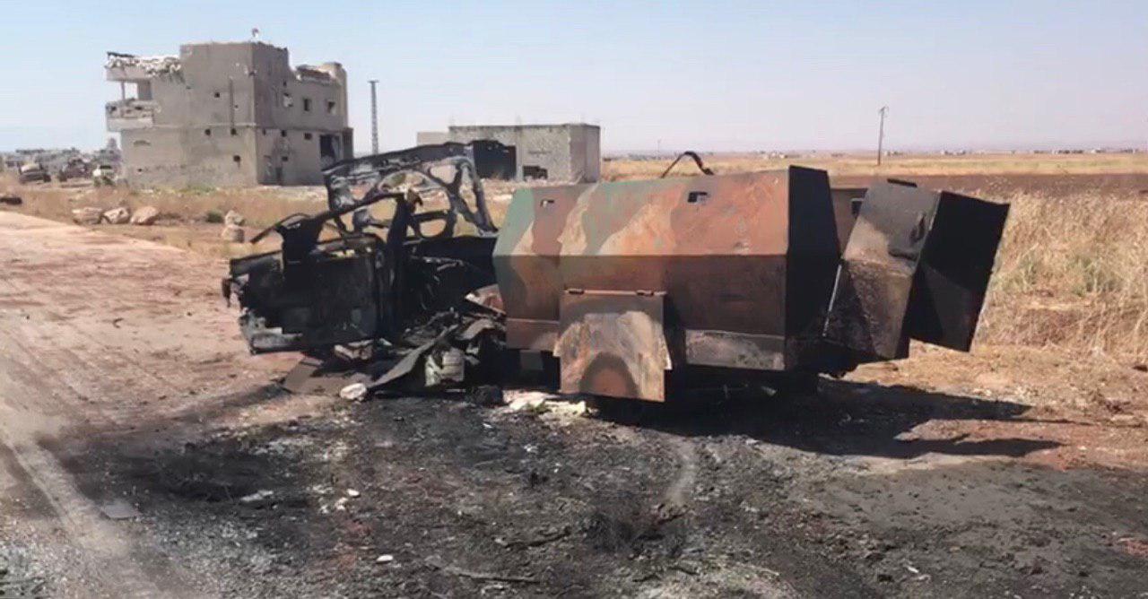 Асадити відновили контроль над пагорбом Малах в Сирії – хроніка подій за 28-29 липня
