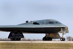 До Британії прибули B-2 Spirit