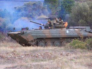 Єгипет отримає від Греції БМП-1