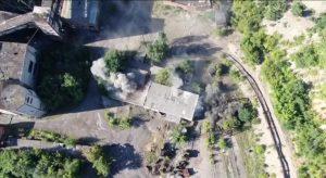 На Донбасі ліквідували дві ворожі БМП