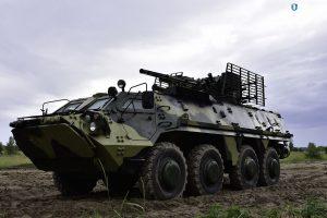 ДБР та ГПУ займуться справою по БТР-4 для армії
