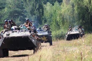 Тренування десантників на Буковині. Фоторепортаж
