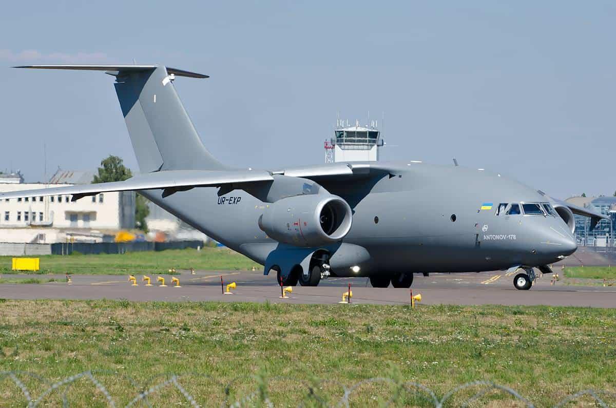 Перу купує український Ан-178