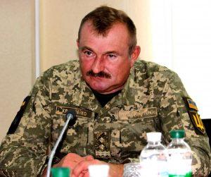 Зеленський змінив командувача ООС