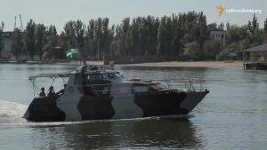 Для Азовського моря ремонтують «Калкан»