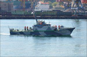"""До кінця року катер """"Скадовськ"""" має пройти ремонт"""