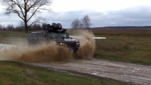 Чотири українські компанії виходять на міжнародний ринок озброєння