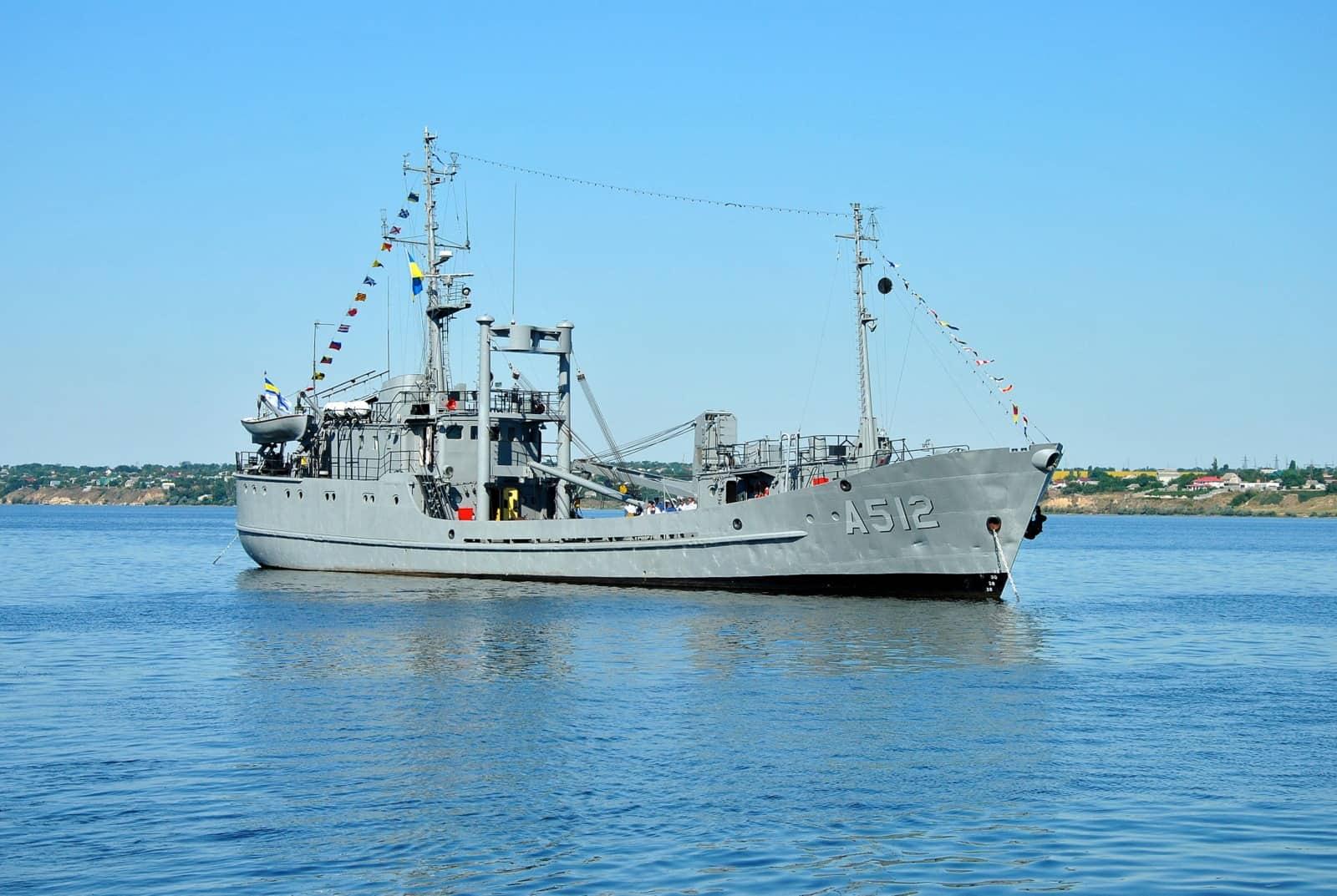 Малий розвідувальний корабель Переяслав (A512)