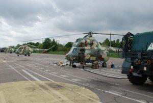 Росіянин готував диверсію на військовому аеродромі