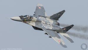 Польща розглядає можливість модернізувати МіГ-29 в Україні