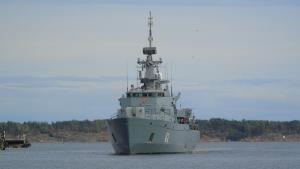Фінський корабель помилково зайшов до російських тервод