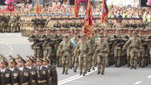 Міністр оборони підписав Наказ про преміювання до Дня Незалежності