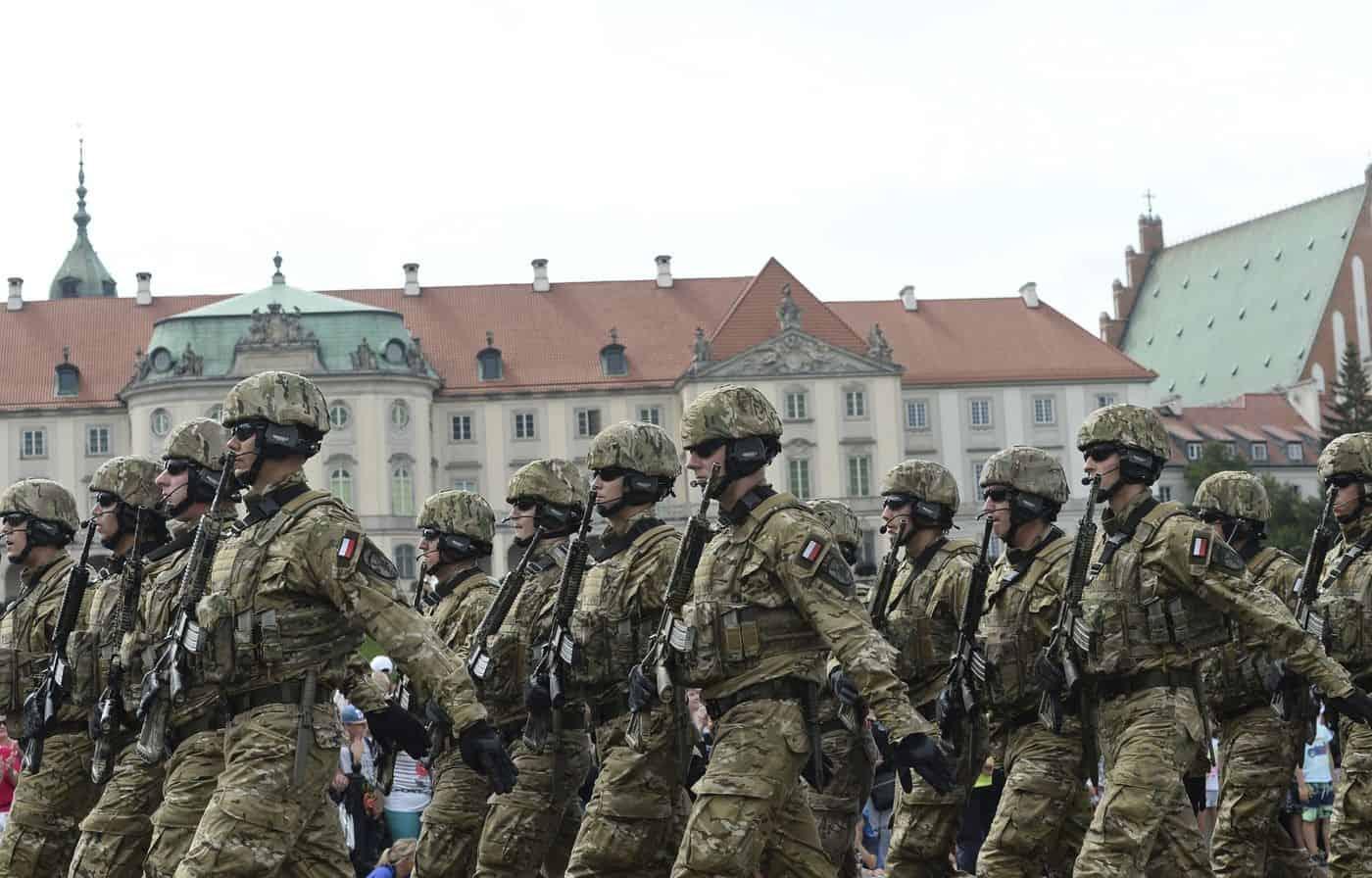 У Польщі заговорили про збільшення військ удвічі