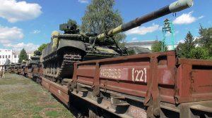 Чергова партія Т-64БВ пройшла ремонт та модернізацію