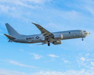 США відправили до узбережжя Криму протичовновий літак