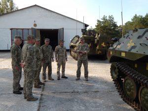 26 бригада отримала модернізовані комплекси управління вогнем артилерії