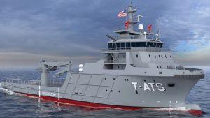 Флот США замовив серію пошуково-рятувальних суден