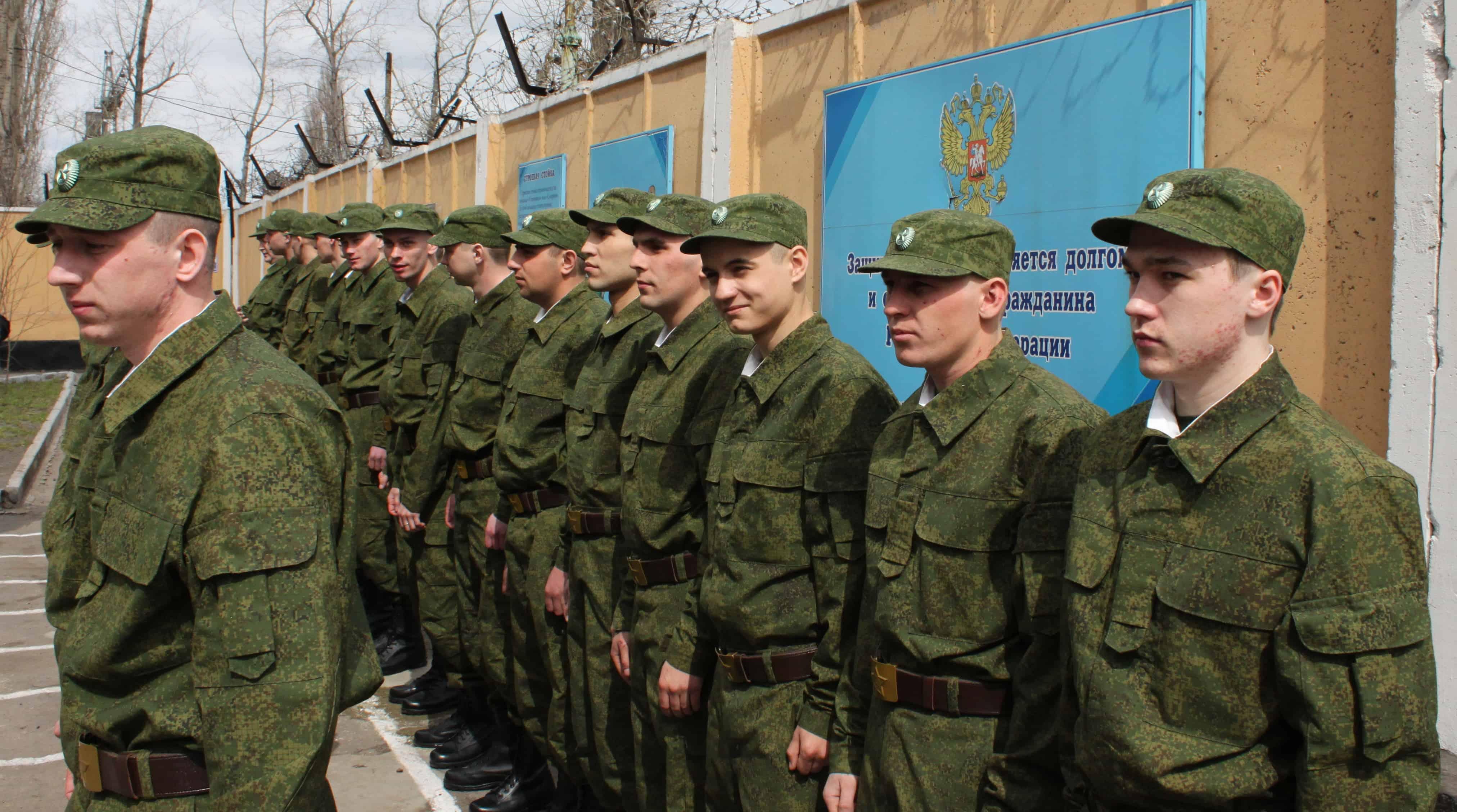 """В Криму судять """"ухилянтів"""" від служби в армії окупанта"""