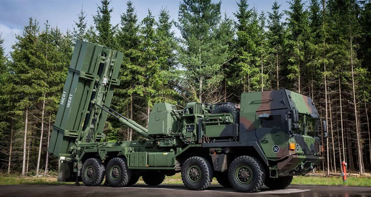 Пускова установка Medium Extended Air Defense System