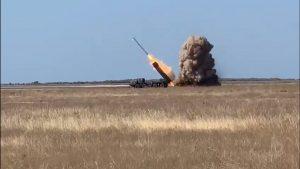 """""""Вільха-М"""" відстріляла на Одещині"""