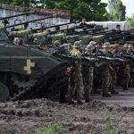 РТГ 93-ї бригади перед відправкою до Німеччини 1