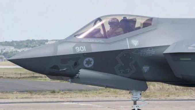 Ізраїль завдав повітряного удару по іранському об'єкту в Сирії.
