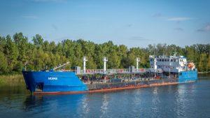 На танкері NEYMA міг бути присутній представник спецслужб Росії