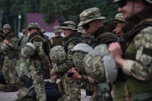 """Підрозділ """"Холодноярців"""" відправляється на навчання до Німеччини"""