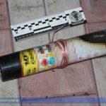 Саморобні вибухові пристрої виготовлені затриманим росіянином