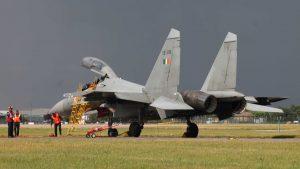 В Індії впав Су-30 російського виробництва