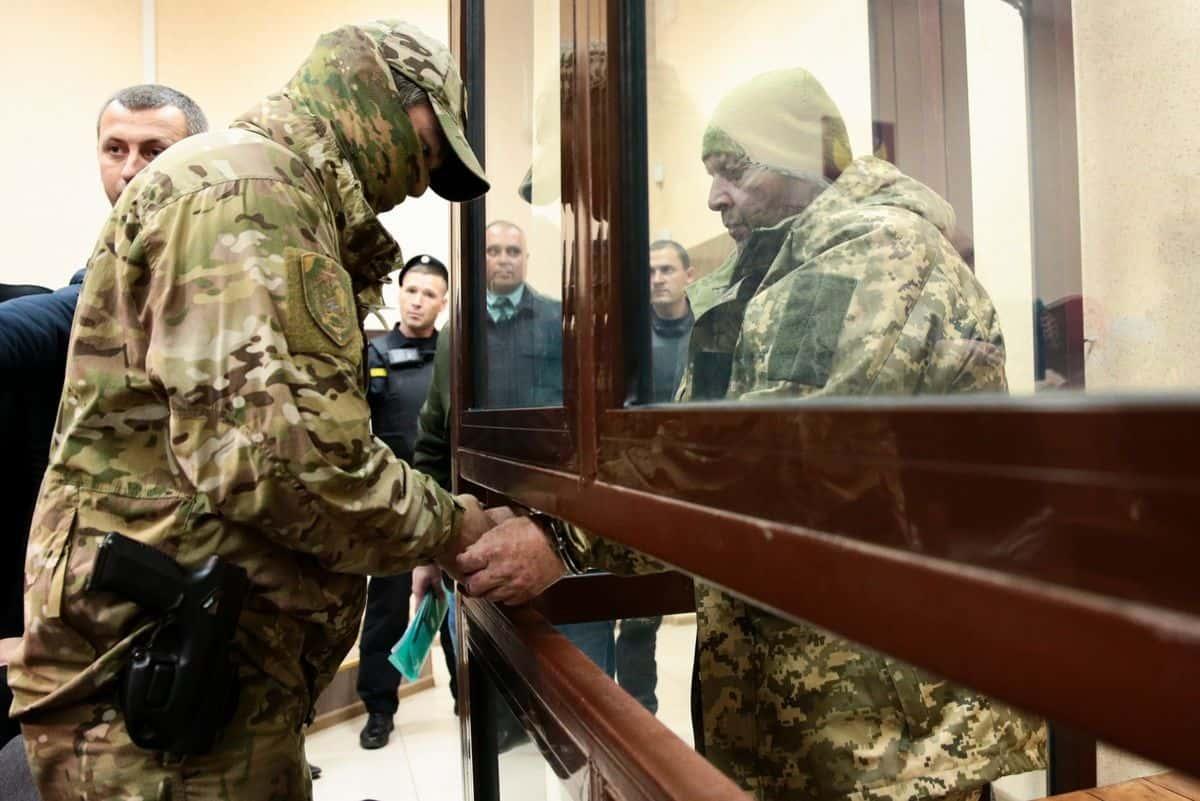 Росія призначила дати розгляду апеляцій українських моряків